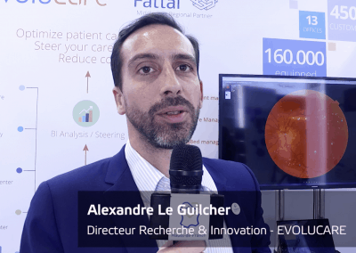 ArabHealth 2020 : Interview d'Alexandre le Guilcher, CEO d'OphtAI
