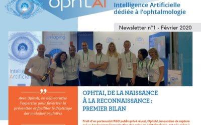 Prenez part aux rendez-vous éditoriaux d'OphtAI !