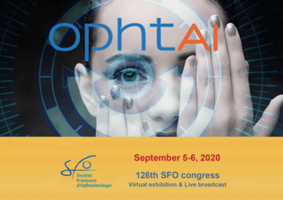 OphtAI partner of the 126th SFO congress