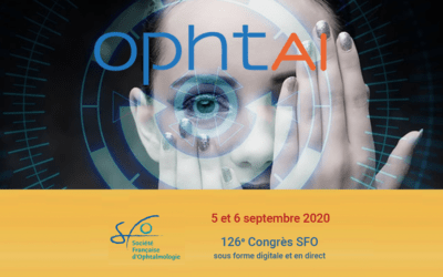 OphtAI partenaire du 126ème congrès de la SFO